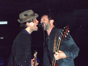 Jack Syperek & John Angus MacDonald, Musician, Leicester, UK, Oct. 27/11.