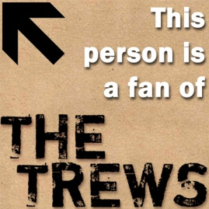 This person is a fan of The Trews - social media icon