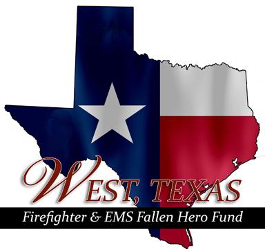 The West, TX, Hero Fund