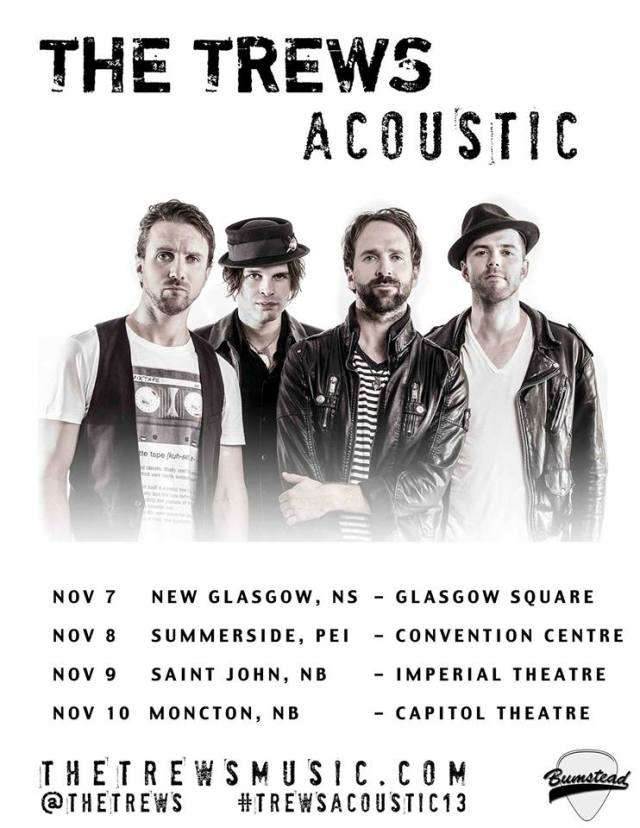 Acoustic Tour Fall 2013