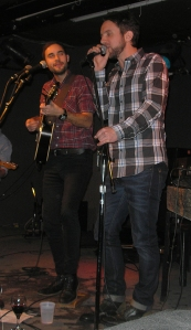 Tim Chaisson and Colin MacDonald