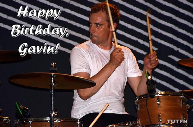 Happy Birthday, Gavin!