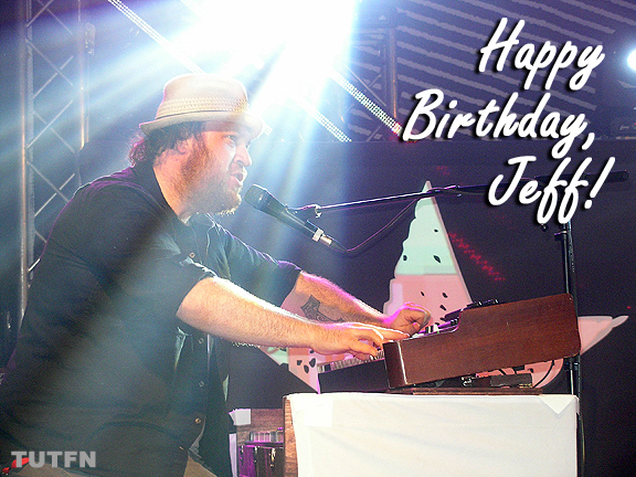 Happy Birthday, Jeff!