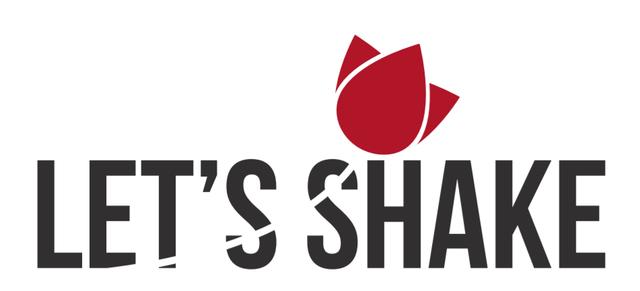Let's Shake logo