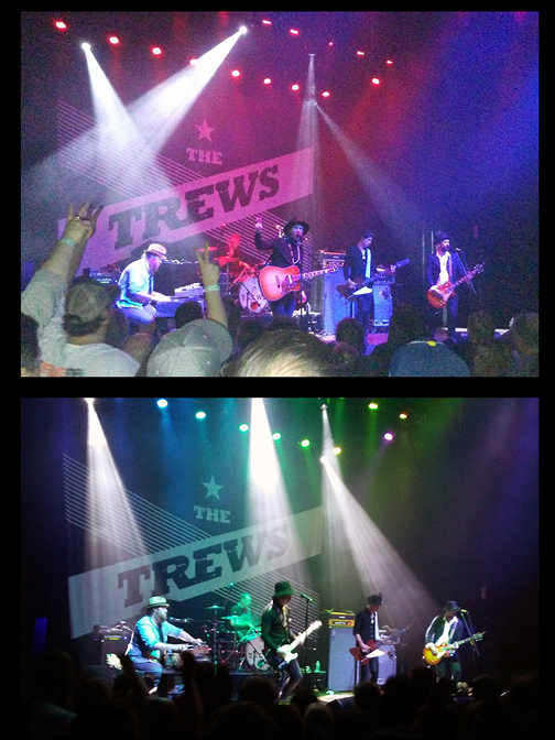 Two photos from Buffalo, NY, Mar 18/17.
