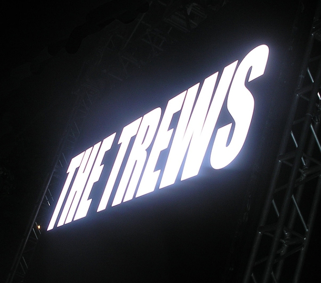 """The Trews"" on the big screen"