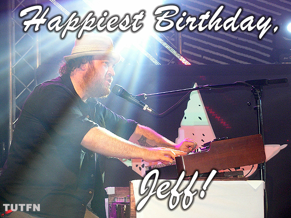 Happiest Birthday, Jeff!
